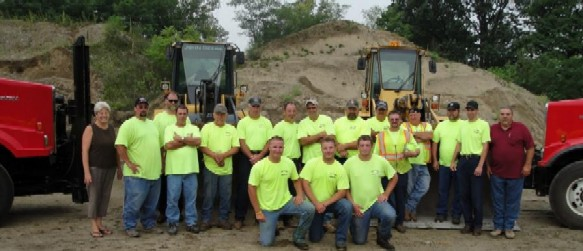 Our Highway Department Staff